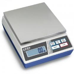 Balança de Precisão  Kern 440 com placa quadrada