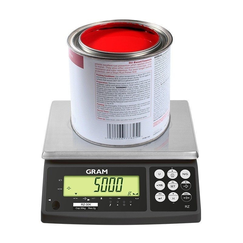 Balança sobremesa industrial Gram RZ30