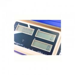 balança para contagem de peças 3 telas