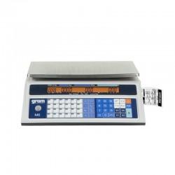 Balança comercial com Impressora Gram M6-30