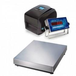 Balança de etiqueta de embalagem Baxtran ETD400