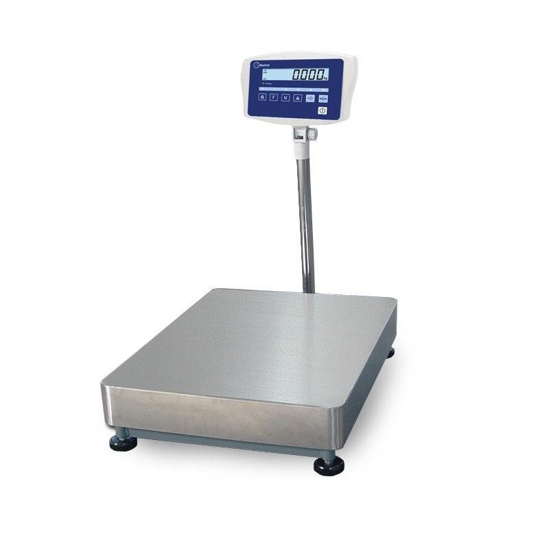 Bascula de plataforma certificação  Baxtran MKS