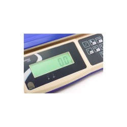 display LCD de grande balança