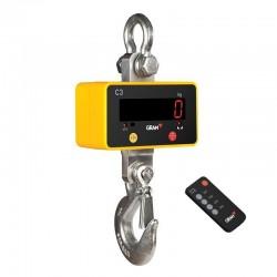 Gancho de pesagem Gram C3 com controle remoto