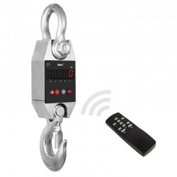 Gancho industrial compacto con controle remoto Gram C9