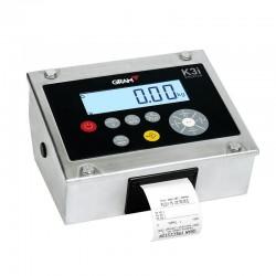 Indicador Gram K3 com impressora de tickets incluído