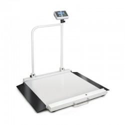 Balança para pesar cadeiras de rodas Kern MWA com capacidade até 300kg