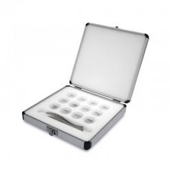 Jogos de Pesas Inoxidáveis para Calibração M1 (1mg a 500mg)