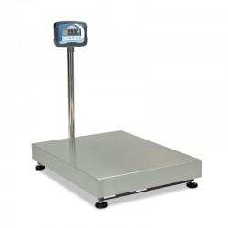 Balança plataforma baxtran TMZ com diferentes tamanhos de plataforma
