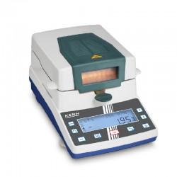 Determinador de umidade Kern DAB fácil de usar